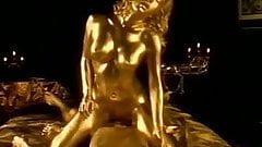 Vantage Japanese gold painted sex 01