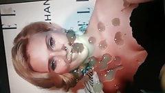 Scarlett Johansson Cum Tribute