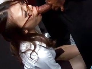Preview 3 of Perfect sex story along Asian secretary