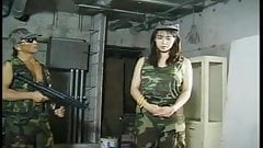 Japanese Soldier Girl