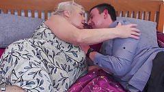 Granny boys sex videos