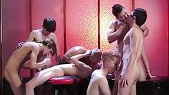 Super sexy boys orgy