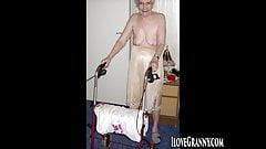 IloveGranny, фотографии с бабушками в любительском видео, подборка