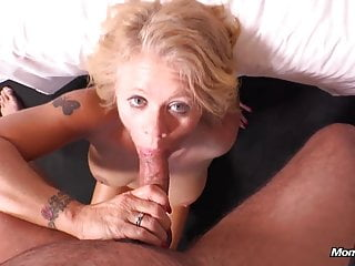 Preview 5 of Country MILF loves young cock in her ass