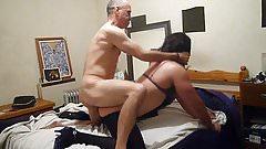 Amateur Pantyhouse