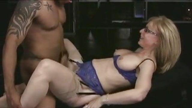 Milf boy hardcore