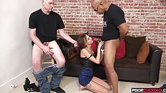 Cuck watching Kendra Cole Taking A BBC Pounding
