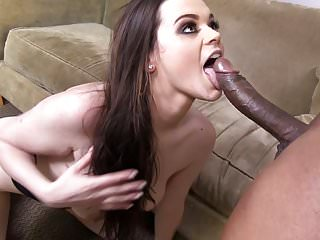 Tessa Lane Loves Black Cock
