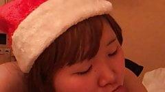 Santa' s blowjob