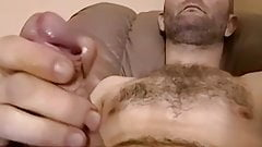 Cock sucking interracial group with hot and hairy gay dudes