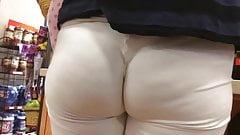 VPL Wedgie Jiggly Booty MILF