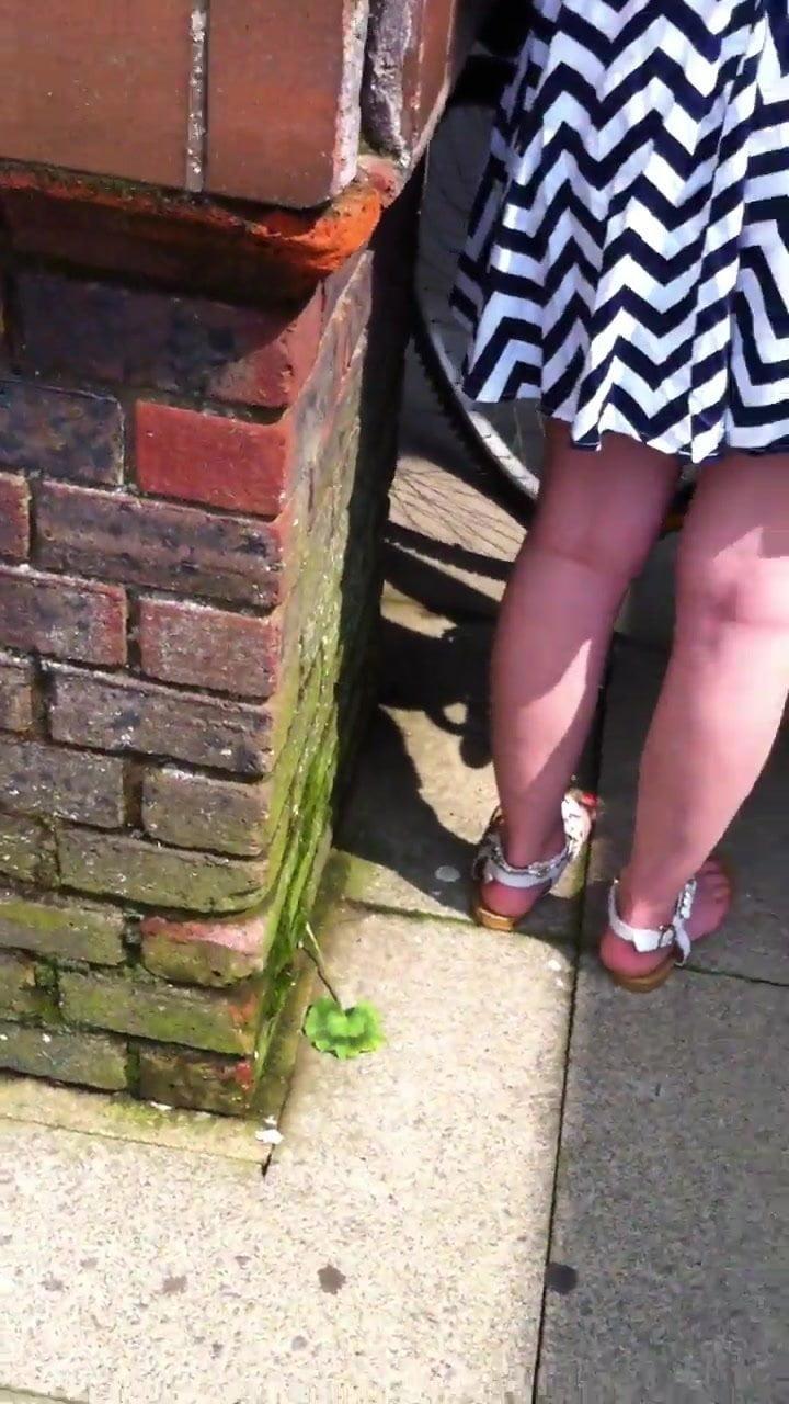 British Upskirt: British Tube HD Porn Video 28
