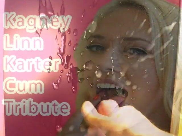 Kagney Linn Karter spruta