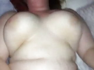 Waking the wife up for some fun