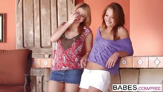 Babes - TWICE THE PLEASURE - Alyssa Branch Molly Bennett