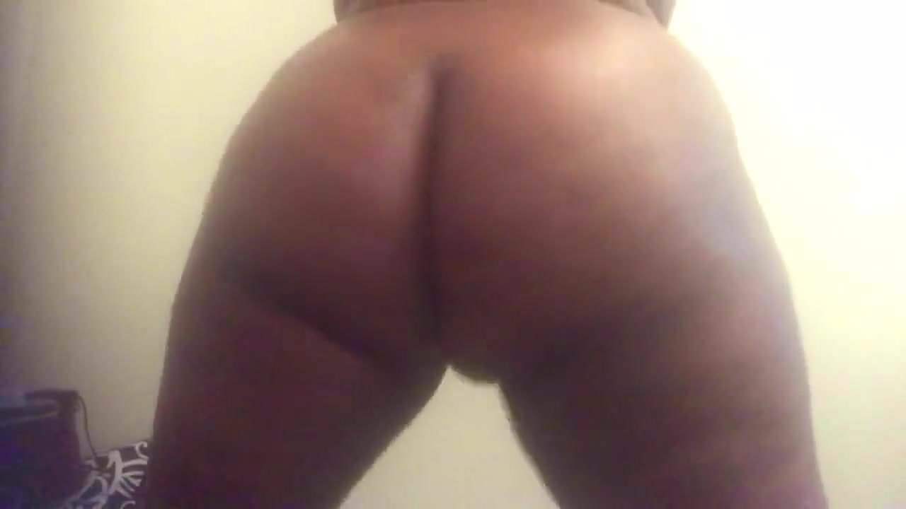 Big phat ebony ass