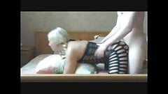 blond fucked and filmed on saturday night