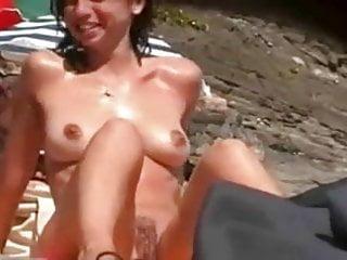 Hairy Teen Nude on Beach By TROC