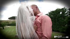 Hotgold Anxious Horny Bride banged at the wedding