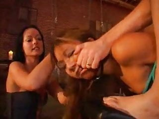 Melissa and Guy Dominate Babe, by Skull Fuck