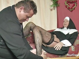 Download video bokep German MILF Nun get fucked by the Pastor in Church Mp4 terbaru