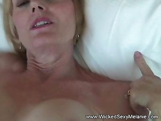 Intense Sex For Amateur Grandmother