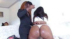Imagen Hot Sexy Fat Assed Latina Santana