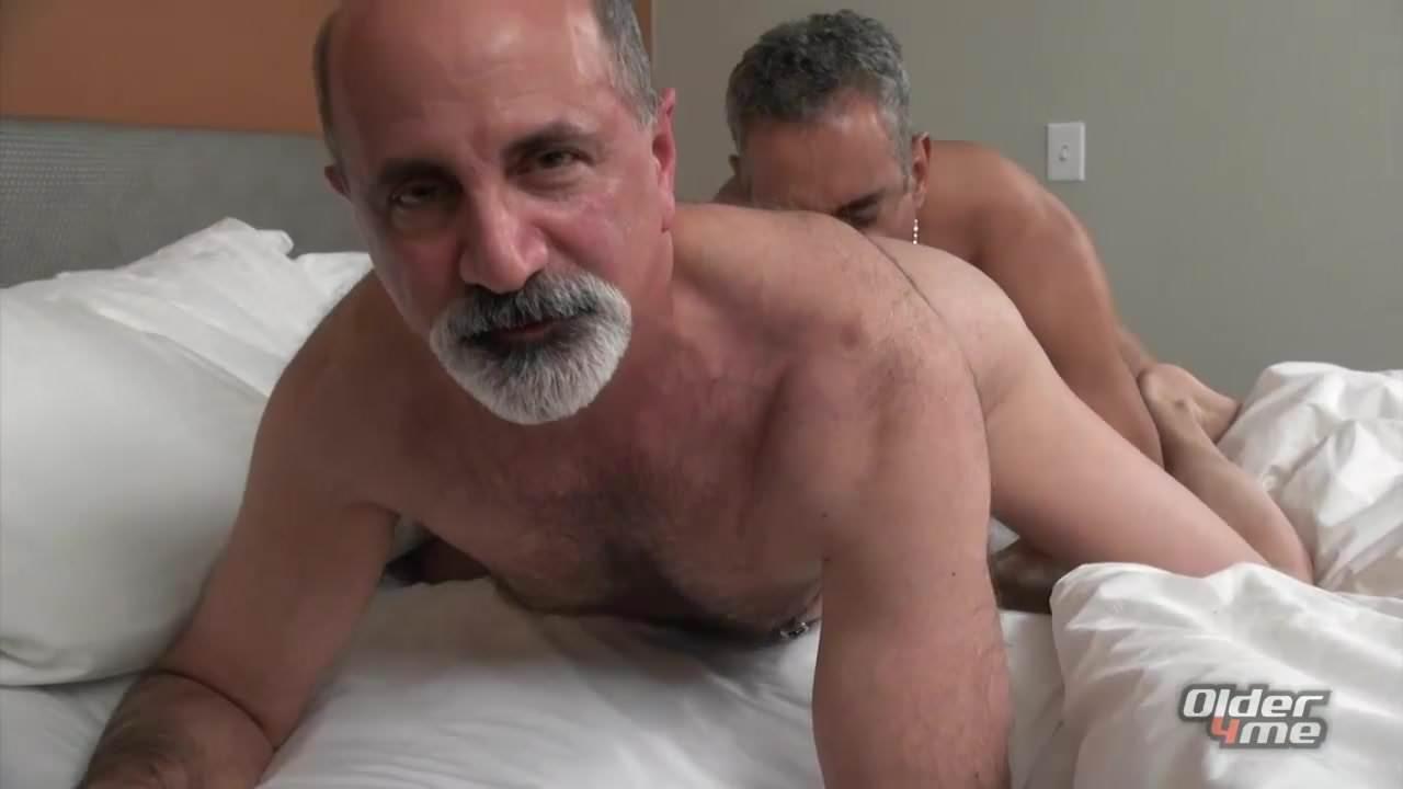 Barebacking hairy italian brothers