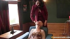 Orgasm for good submission