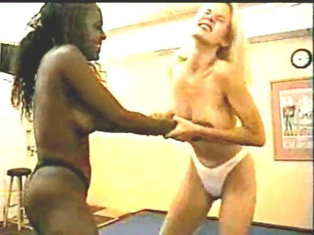 Interracial beatdown