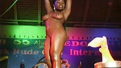 Miss Black Nude Entice