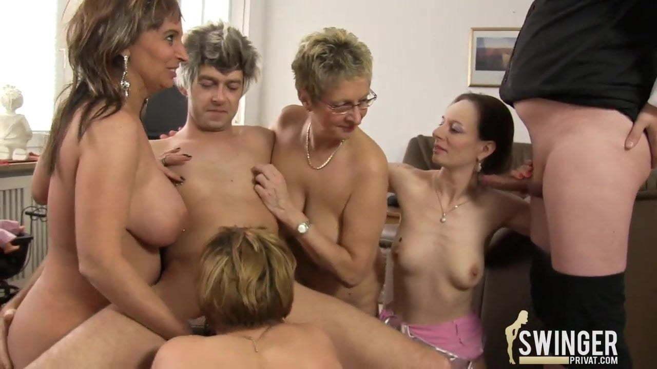dojrzałe orgie