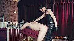 Amanda - Tief im Sklaven - Teil 1