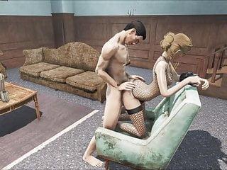 Fallout  Katsu Cabot House