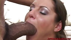 One BBC is Not Enough For Arianna , She Needs Two!