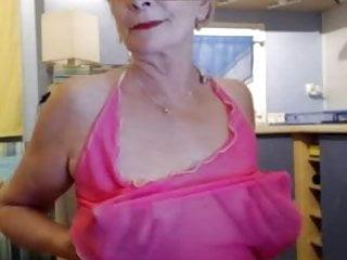 Gisele 74 in a superbe lingerie