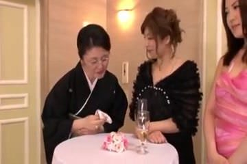 Japanese wedding party sex galleries 39