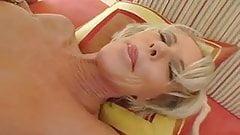Sexbomb Granny in Stockings