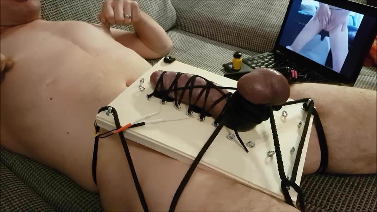 Пениса электричеством пытки
