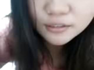 Asian girl boob - Asian girl shows her boobs