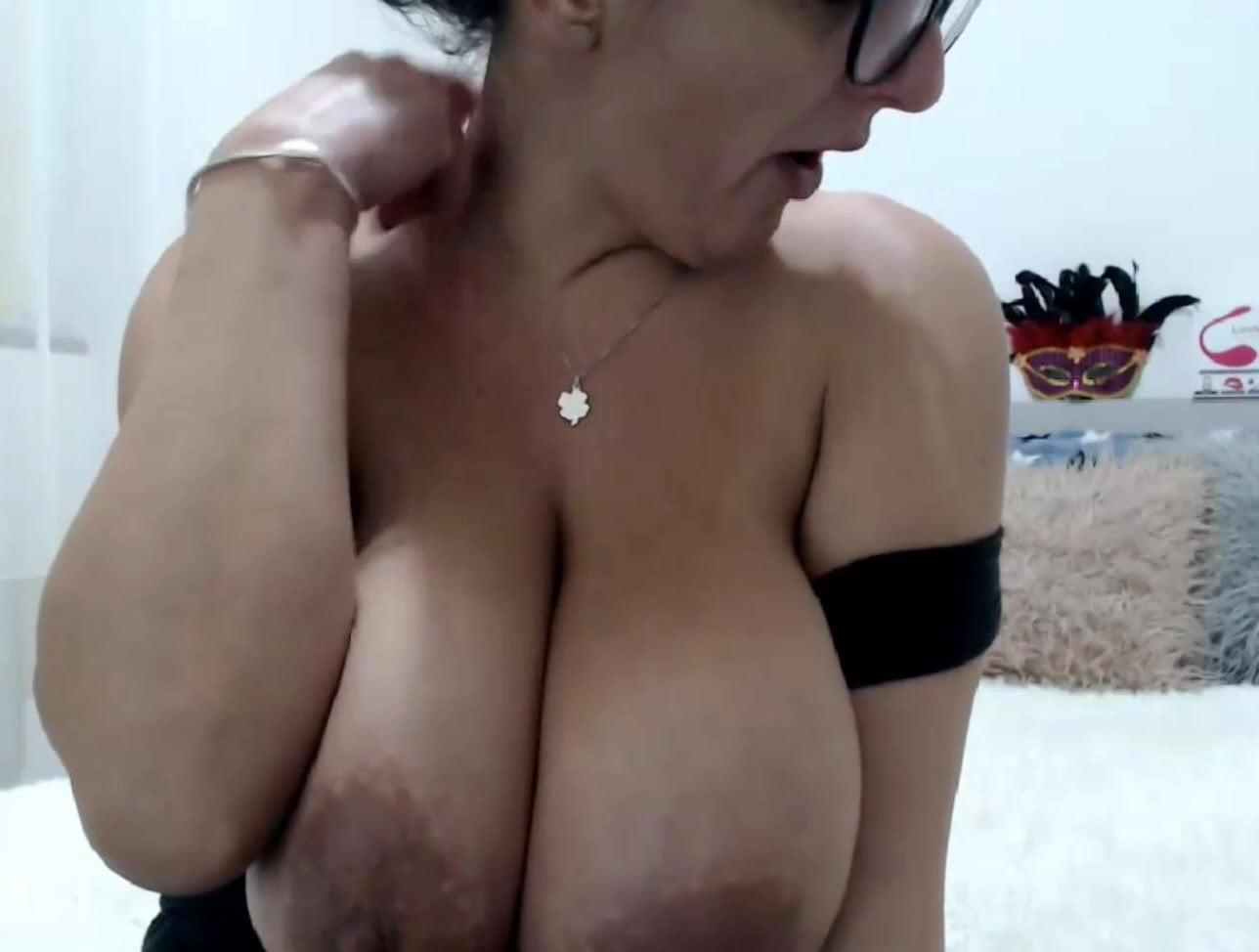 Swinging boob videos