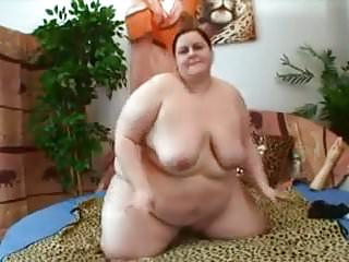 SSBBW Cecile with enormous ass fucks
