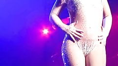 Britney Spears - Vegas Tour Diamond Bodysuit Compilation