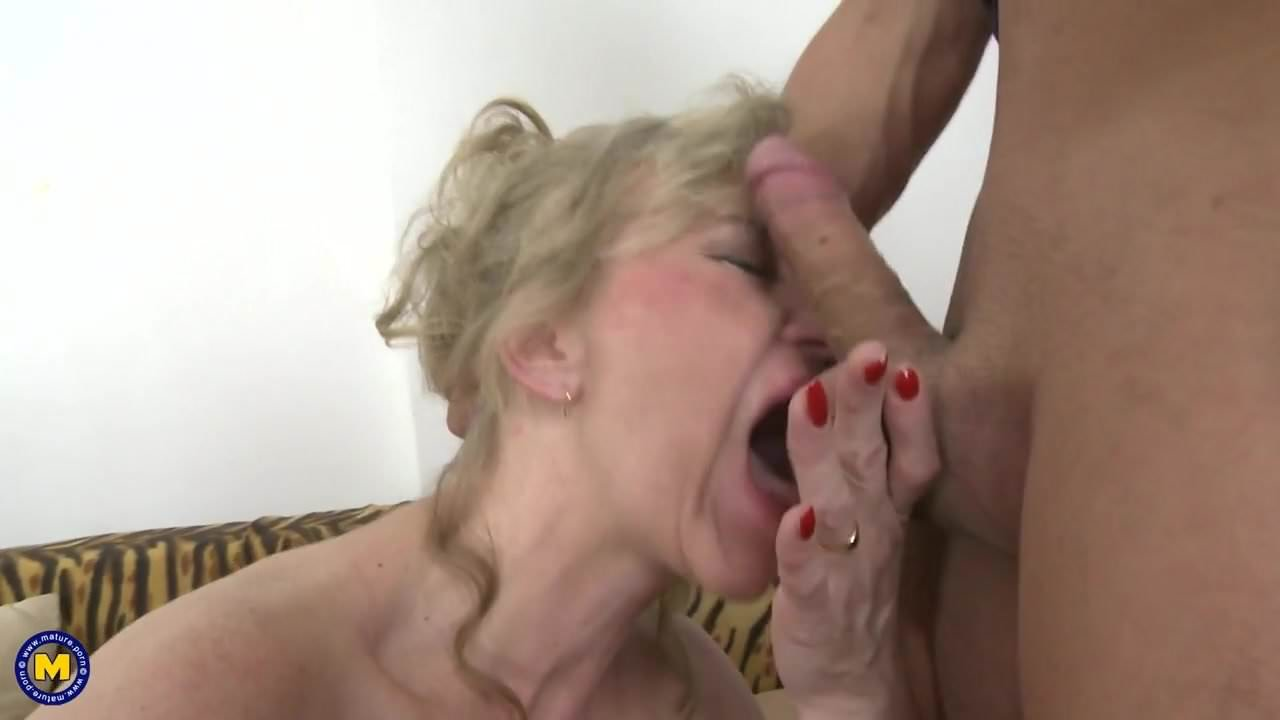 Taboo Sex With Mature Mom Janka And Young Boy Free Porn Be-1678
