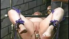 Pussy lip torture