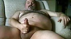 Mustached Bear cum