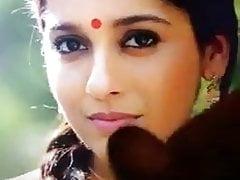 Rashmi Gautam face cum