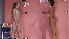 hot shower with Kate Kaptive a