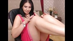 Arabic Mother Caught Teasing