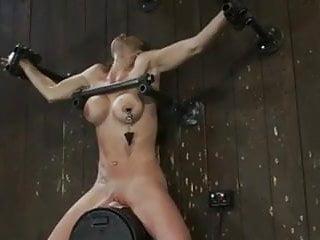 Felony Big Orgasm And Squirt On Sybian